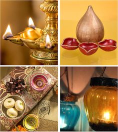 Diwali Makeover in Bright and Colorful Ways