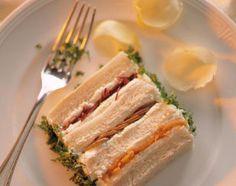 Sandwich-Terrine