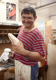 The makers of Freed pointe shoes... Spitalfields Life / Patricia Niven