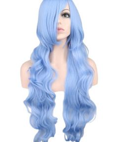 Tool Parts Reliable High Quality Womens Fashion Head Clip Curly Wavy Synthetic Hair Extension Wig For Ladies Cosplay Party Wholesale & Drop Shipping