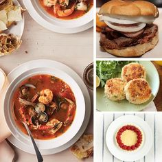 Prepping for the Big Game: A Super Bowl Spread Inspired By Each Team's City — Recipe Roundup