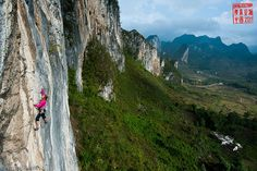 Possibly the best rock climbing video-Petzl RocTrip China Full Movie