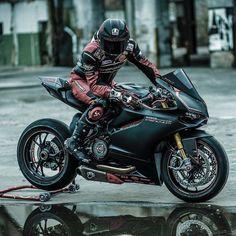 #Motorcycle #Ducati1199 #Ducati FIM Superbike World Championship, #Wheel Sport bike, Ducati 959, Ducati Monster - Follow @extremegentleman for more pics like this!