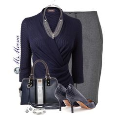 Morgan by msmeena on Polyvore featuring Phase Eight, Steffen Schraut, Nicholas Kirkwood, Morgan and Rebecca Minkoff