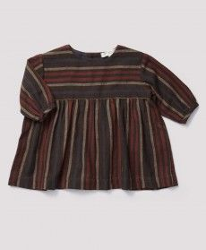 Leighfield Baby Dress, Bag Stripe