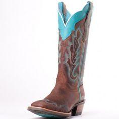 Ariat Caballera Cowboy Boots