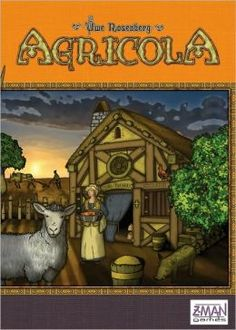Agricola Board Game Our Favorite Board Game! 3 Hours will go by and it feels like half an hour.