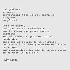 Tres mil latidos y doscientos litros de sangre ✨ Poetry Feelings, Thoughts And Feelings, Love Phrases, Love Words, Cute Quotes, Best Quotes, Romance And Love, Lonely Heart, Quotes And Notes