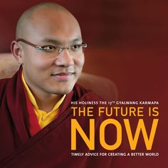 """Assessing a religion ~ 17th Karmapa http://justdharma.com/s/je2o7  Assess a religion on the basis of its teachings. The deeds of its followers are a different matter; whether good or bad, they belong to individuals and not to the teachings. Don't mix up the two.  – 17th Karmapa  from the book """"The Future Is Now: Timely Advice for Creating a Better World"""" ISBN: 978-1401923006…"""