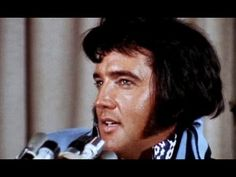 ELVIS - INTERVIEW MADISON SQUARE GARDEN DE NEW-YORK EN JUIN 1972 - EN FRANCAIS - YouTube