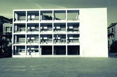 """""""Casa Del Fascio (Como)"""" by Andrea Boletti, via 500px."""