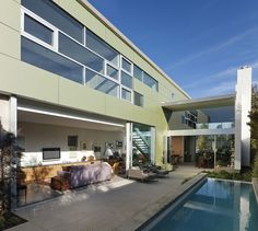 Goodman Residence-Abramson Teiger Architects-01-1 Kindesign