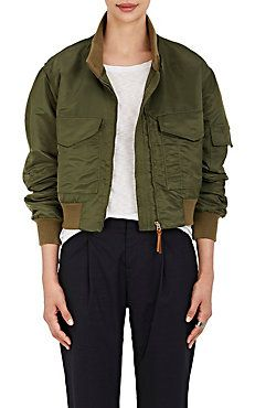 McGuire Insulated Bomber Jacket