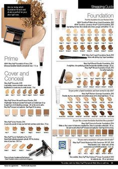 Let me be your Match Maker! As a Mary Kay beauty consultant I can help you, please let me know what you would like or need. www.marykay.com