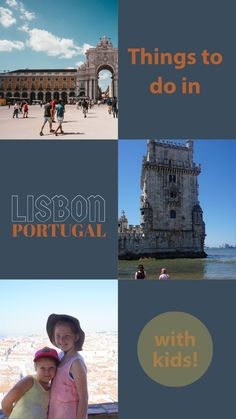 13 amazing Lisbon attractions for kids and families. Fancy a bike ride or a bus ride, how does spending some time in the water or learning about Lisbon's history sound. We have activities for fun and learning in Lisbon    Lisbon | Lisboa | Portugal | Europe | Lisbon kids | Lisbon with kids | Family travel | Things to do in Lisbon | Lisbon attractions | Kids in Lisbon | family vacation in Lisbon | #lisbon #lisboa #portugal #travel #familytravel #vacation #tagusriver
