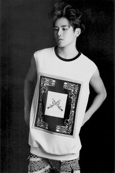 {Infinite's Hoya} #Hoya #LeeHowon #Infinite