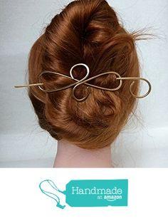 Gold Hair Barrette With Stick,Wedding Hair Clips,Shawl Pin from wandahandmade https://www.amazon.com/dp/B01GH205HC/ref=hnd_sw_r_pi_dp_gUnxxbFAP5AXW #handmadeatamazon