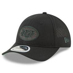 pretty nice f89bd ef5f3 New York Jets New Era 2018 Training Camp Black 9TWENTY Adjustable Hat