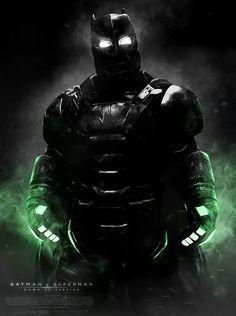 Batman vs Superman by BossLogic Inc