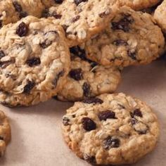 Oatmeal Raisin Cookies  #wiltoncontest