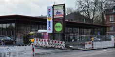 Auch eine Biomarkt-Kette zieht ein: Geschäftszentrum am Gronauer Kreisel #gl1 nimmt Formen an - Einkaufen in Bergisch Gladbach