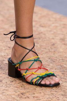 Spotlight: The Best Shoes From Paris Fashion Week  - ELLE.com