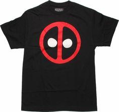 Shirt of the Day - Deadpool Symbol T-Shirt