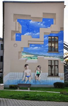 3D streetart by Rico Voigt on 500px