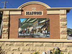 South Dakota, Main Street, Mount Rushmore, Maine, Broadway Shows