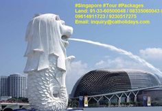 #SingaporeTourPackages  As a prime destination management company Catholidays offers exclusive Singapore & Malaysia tour packages from Kolkata. Book online at the guaranteed best competitive price and visit the most captivating sights of Singapore & Malaysia with your better half.