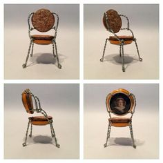 My entry for the 2015 Design Within Reach Veuve Champagne Chair contest. #dwrchampagnechair #veuveclicquot