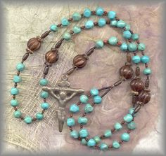 Beautiful, quality rosaries, and they stand by their products.