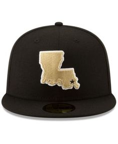 af7debd70f4b0 New Era New Orleans Saints Logo Elements Collection 59FIFTY FITTED Cap    Reviews - Sports Fan Shop By Lids - Men - Macy s
