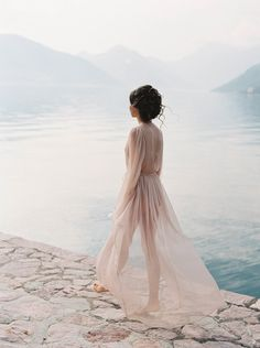 Dreamy Mountainside Wedding Inspiration