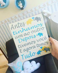 Meu tudo #maedemenino #ansiedade #meumenino #detalhes #amoremcadapedacinho #filho #gravida #gestante #maternidade #maternidadereal #felicidade #familia #lar #lardocelar #decor #homesweethome #homedecor #meupacotinho #davi #meumelhor #quartinhodobebe #instababy #amor #familiacrescendo #presente #lindo #quartodebebe #quartomenino #pregnant - Architecture and Home Decor - Bedroom - Bathroom - Kitchen And Living Room Interior Design Decorating Ideas - #architecture #design #interiordesign #diy…