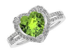 Gemstone Rings From Gemologica (Online at Gemologica.com)