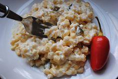 Southwestern Corn Casserole - Pamplemousse