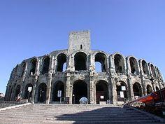 Monumentos romanos y románicos de Arlés