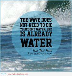 The waves are joy of sea   Water sea #viqua