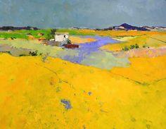 """bofransson: """"Jan Groenhart - Provence """""""