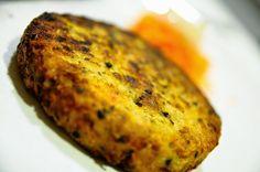 COCINAR PARA NUTRIR: Hamburguesa de tempeh y zanahoria