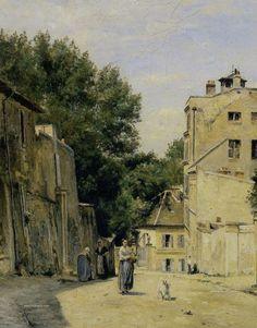 Stanislas Lépine: Precursor del paisaje impresionista y pintor del Sena, 1835