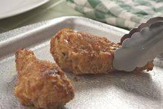 "All-American Oven-""Fried"" Drumsticks 