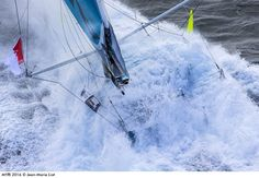 Jean-Marie Liot has been selected as the winner of the 2016 Mirabaud Yacht Racing Image of the Year .