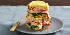 Yes, food really looks THIS good when you quit sugar. Cheat's Croque Monsieur on the 8-Week Program – I Quit Sugar
