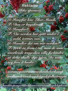 Små vers om dette og hint Christmas Wreaths, Holiday Decor, Om