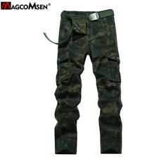 Cheap tactical cargo pants, Buy Quality fashion trousers directly from China cargo pants men Suppliers: Fashion 2017 Tactical Cargo Pants Men Camouflage Loose Military Pants Cotton Multi Pockets High Quality Long Trousers Cheap Cargo Pants, Cargo Pants Men, Mens Joggers, Mens Trousers Casual, Trouser Pants, Casual Pants, Pants Rack, Camouflage Cargo Pants, Tactical Cargo Pants