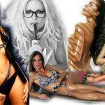 LE 40ENNI PIÙ SEXY D'ITALIA - BOLLICINE VIP