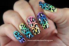 Risultati immagini per leopard pattern glitter