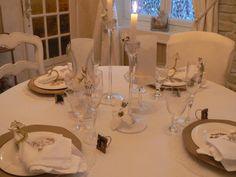 Photos décoration de Décoration de table Dîner entre amis/famille ...